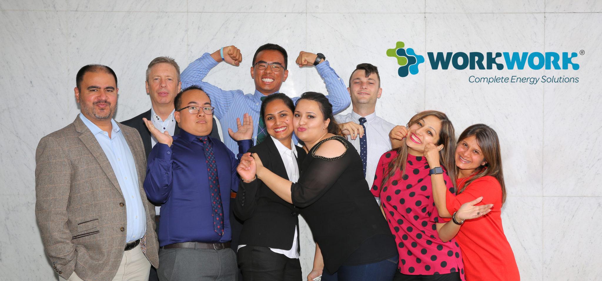 The Work Work Team